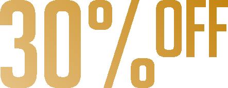Banner 30% off SpaceVac